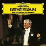 ベートーヴェン: 交響曲第4番&第5番「運命」 [SHM-SACD] [初回限定生産][SACD] / レナード?バーンスタイン (指揮)/ウィーン?フィルハーモニー管弦楽団