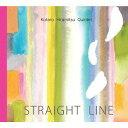 艺人名: H - STRAIGHT LINE[CD] / 平光広太郎クインテット