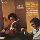 ゴルトマルク: ヴァイオリン協奏曲第1番、サラサーテ: ツィゴイネルワイゼン[CD] / イツァーク・パールマン (バイオリン)