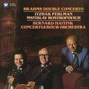 Classic - ブラームス: ヴァイオリンとチェロのための協奏曲[CD] / イツァーク・パールマン (バイオリン)