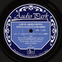 艺人名: L - ルイ・アームストロング スタンダード・ナンバーを唄う 1929〜1939[CD] / ルイ・アームストロング