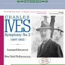 Composer: Ra Line - アイヴズ: 交響曲第2番&第3番「キャンプ・ミーティング」 / アイヴズについて[CD] / レナード・バーンスタイン