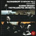 ラフマニノフ: 交響曲第2番、合唱曲「鐘」&スクリャービン: 法悦の詩、プロメテウス[CD] / ユージン・オーマンディ