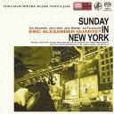 Artist Name: E - ニューヨークの休日[SACD] / エリック・アレキサンダー・カルテット