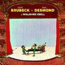 Artist Name: D - アット・ウィルシャー・エベル+ジャズ・アット・ザ・ブラック・ホーク[CD] / デイヴ・ブルーベック&ポール・デスモンド