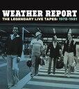 艺人名: W - レジェンダリー・ライヴ・テープス1978-1981 [完全生産限定盤] [Blu-spec CD2][CD] / ウェザー・リポート