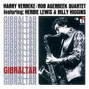 藝人名: H - ジブラルタル [完全限定生産][CD] / ハリー・ヴァーベク、ロブ・アフルベーク