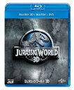 ジュラシック・ワールド 3D ブルーレイ&DVDセット(ボーナスDVD付) [3DBlu-ray+Blu-ray+DVD][Blu-ray] / 洋画