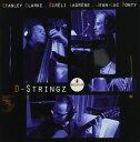 Artist Name: S - D-ストリングス [輸入盤][CD] / スタンリー・クラーク / ビレリ・ラグレーン / ジャン=リュック・ポンティ