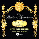 Composer: A Line - ベートーヴェン: 交響曲第1番・第8番[CD] / オットー・クレンペラー (指揮)/フィルハーモニア管弦楽団