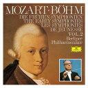 モーツァルト: 初期交響曲集 Vol.2 [期間限定生産盤][CD] / カール・ベーム (指揮)