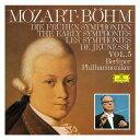 モーツァルト: 交響曲第17番、第19番、第20番、第21番 [期間限定生産盤][CD] / カール・ベーム (指揮)