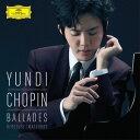 Composer: Ya Line - ショパン: バラード集、他 [SHM-CD][CD] / ユンディ・リ (ピアノ)