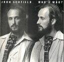 Artist Name: J - フーズ・フー? [期間生産限定盤][CD] / ジョン・スコフィールド
