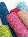 ◆GWキラキラFES!特別価格◆【フェルト】グリッターフェルト(Small particles)