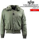 Alpha Industries B-15 SLIM FIT アルファ ミリタリー タイト フライトジャケット ボマージャケット ボンバージャケット スリム タイト..