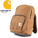 CARHARTT Classic Work Pack 19032502 ワーク バックパック カーハート バッグ リュック 通勤 通学 カバン 鞄 【16ss】