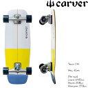 【再入荷!!】サーフィンのオフトレに最適なスケートボード「CARVER」!