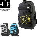 DC Shoe DC SKATE PACK Backpack スケートパック バックパック バッグ BAG デイパック ラップトップ リュック鞄