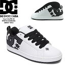 DC SHOE CT Court Graffik SE WHITE CHARCOAL 300927-