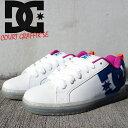 特典アリ/セットで割引 ディーシー スニーカー 靴 DC Shoe COURT GRAFFIK SE White Black Cyan SHOE 300927-WCY コートグラフィックSE スケシュー スケートボード スケボー ダッドシューズ ダッドスニーカー メンズ 男性▲ ホワイト ブルー ZRC