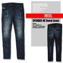 DIESEL SPENDER-NE Sweat jeans ディーゼル ジョグジーンズ スペンダー ジーンズ デニム ジョガー ジョガーパンツ
