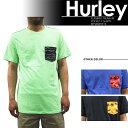 在庫限り/売り切りセール ハーレー MTS0005910 FLAMMO PREMIUM POCKET T SHIRTS HURLEY ポケットTシャツ メンズ 春夏[あす楽][ネコポス/送料割引]