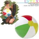 INTEX グロッシーパネルボール 41cm ME-7014 59010NP インテックス ビーチボール [DM便送料無料!!] ds-Y