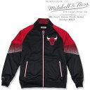 NBA公式サプライヤーMitchell & Nessのトラックジャケット!