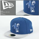 NEWERA NFL Historic Basic 59FIFTY Baltimore COLTS