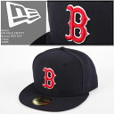 NEWERA 2016 ON-FIELD 59FIFTY Boston RED SOX GAME ニ