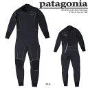 パタゴニア R4 BZ Full-Reg 87720 Patagonia ウェットスーツ BACKZIP タッパー