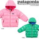 Patagonia Baby Hi-Loft Down Sweater Hoody 60491 パタゴニア ベビー ハイロフトダウンセーターフーディー ダウンジ...