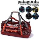 パタゴニア Patagonia BLACK HOLE DUFFEL 60L 49341 ブラックホールダッフル 60L ダッフルバッグ 鞄 旅行