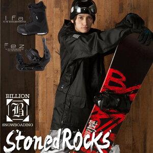 スノーボード ビンディング STONEDROCKS