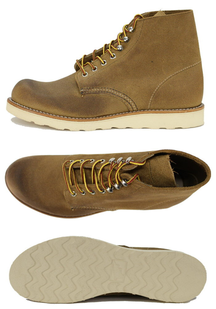 RED WING Classic Work 6...の紹介画像2