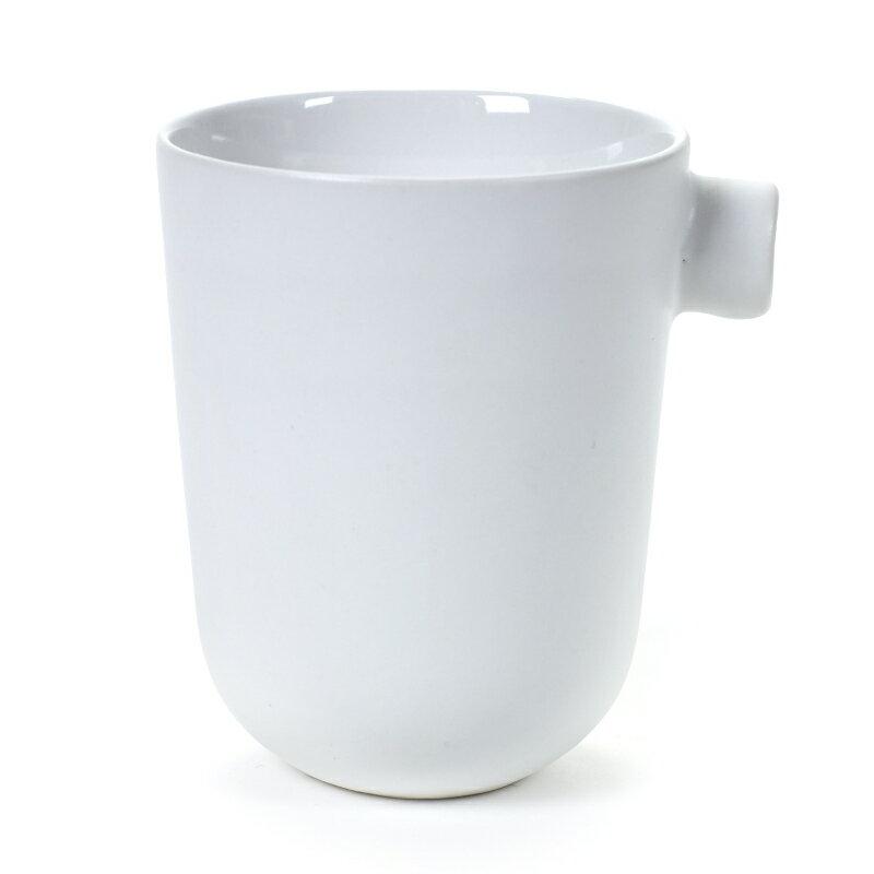 【50%OFFセール!】Catherine Lovatt コーヒーカップ「ホワイト」 Daily Beginnings SERAX ベルギー