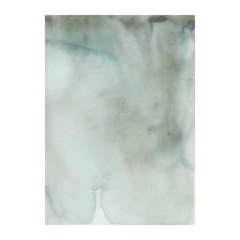 Silke Bonde 「Forrest floor/林床」 50x70 アートポスター 北欧 デンマーク