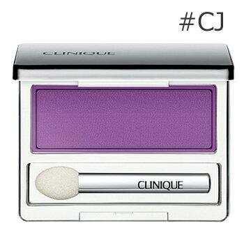 【 CLINIQUE 】クリニーク オール アバウト シャドウ #CJ パープルパンプス(ソフトマット)2.2g【ゆうパケットOK】