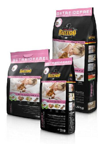 ベルカンド ファイネスト グレインフリー ラム 12.5kg (穀物類に敏感な小型・中型成犬用) BELCANDO 【犬用/ドッグフード/ドライフード/小型犬/中型犬/成犬】 【送料無料】 【ベルカンド/BELCANDO】