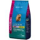 ユーカヌバ 7歳〜10歳用 シニア犬用 小型犬種 超小粒 7.5kg Eukanuba