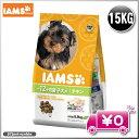 アイムス 離乳期〜12ヶ月齢用 子犬用 チキン 15kg ブリーダーパック IAMS