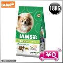 アイムス 1歳〜6歳用 成犬用 チキン 小粒 18kg ブリーダーパック IAMS
