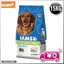 アイムス 1歳〜6歳用 成犬用 体重管理用 チキン 15kg ブリーダーパック IAMS