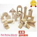 つみき50ピース ブリオ BRIO木製玩具 知育玩具 積み木...