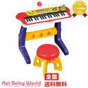 365日あす楽★代引・送料無料★キッズキーボード DXローヤル Royal おもちゃ 知育玩具 楽器玩具【あす楽対応】の画像