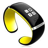 送料無料 Bluetoothブレスレット ファッションデザイン 欧米大人気なスマートウォッチ OLED表示 歩数計 ハンズフリー通話 着信知らせ 電話番号表示 音楽プレーヤー 置き忘れ防止 日本語取扱説明書付き【05P03Sep16】