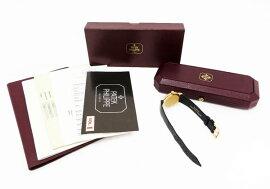 ◇【中古】【PATEKPHILIPPEパテックフィリップ】K18RGカラトラバ手巻スモールセコンド3923手巻き腕時計
