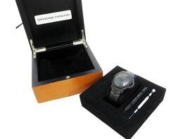 ◇【中古】【PANERAIパネライ】トゥットネロルミノール19503デイズPAM00438自動巻腕時計