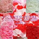 【メール便送料無料】『フラワーぺタル・4色400枚セット(造花のはなびら)』フラワーシャワー花びら